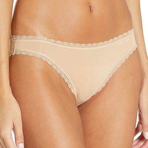 CALVIN KLEIN Flirty Style Lace Trim Bikini Panty
